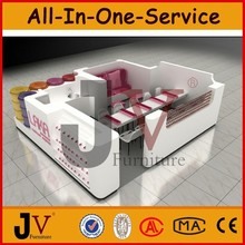Professional display furniture for nail bar salon equipment