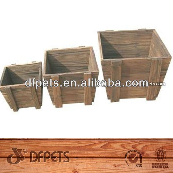 ext rieur pot de fleur de jardin en bois dfg 1032 pots fleurs jardini res id de produit. Black Bedroom Furniture Sets. Home Design Ideas