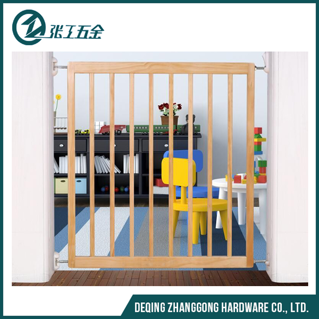 Wrought iron pet gates cheap wooden baby pet gate wood fence