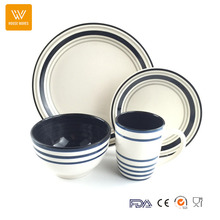 stonerware dinnerware/porcelain dinner set/spanish dinnerware