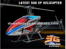Walkera Flybarless Helicopter/V500D01 2.4G Electric RTF RC Helicopter
