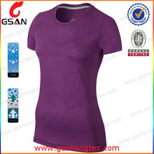 Women latest new round neck beautiful t shirt