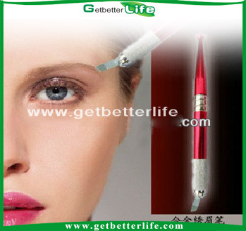 Permanent Manual Makeup Blade pen/eyebrow makeup pencil for permanent tattoo/eyebrow tattoo machine