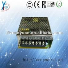 output 12v 3A 24v 1A dual voltage switching power supply