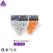 Professional cheap training celluloid 1 star table tennis ball
