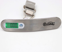 Wholesale constant 50kg digital 304 stainless steel scale for luggage