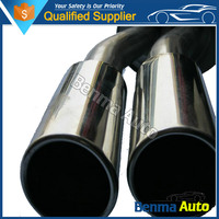 2016 Top Quality muffler , Lowest price muffler for Passat Made in China