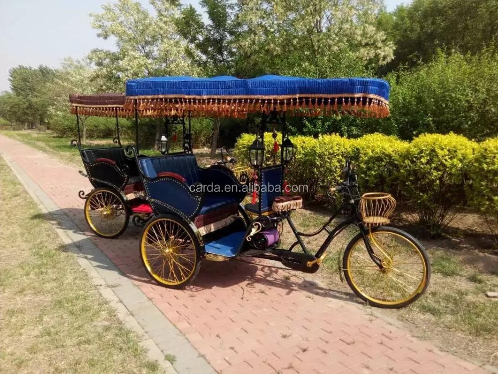 rickshaw electric lightweight enclosed