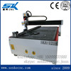 Factory supply advertising cnc router / plastic sign making machine