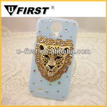 3d cell phone Bling case for samsung galaxy S4