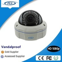 ce/fcc/rohs ip dome cctv camera ip66 weatherproof outdoor auto day/night vision