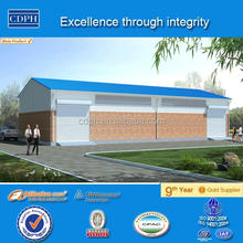 Prefab warehouse, store, workshop steel structure building from China Supplier