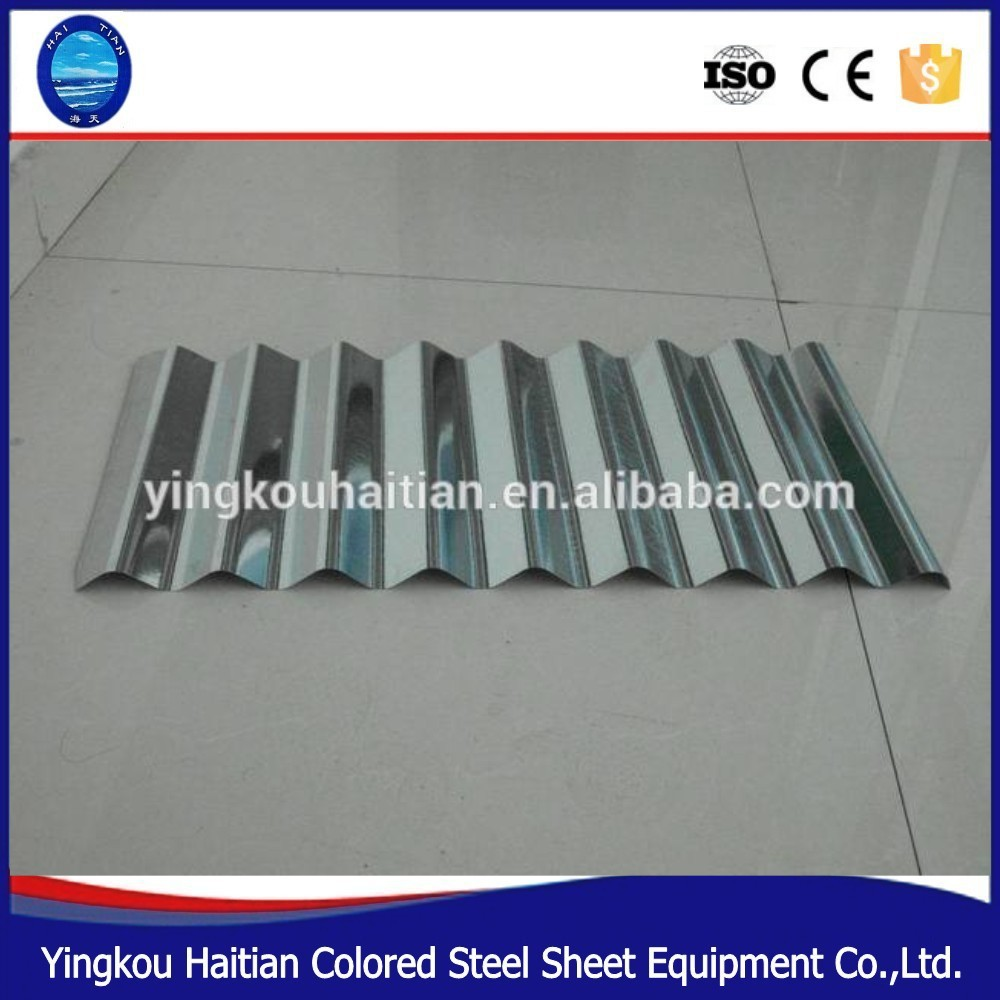 how to close gap of roof tile and iron sheets