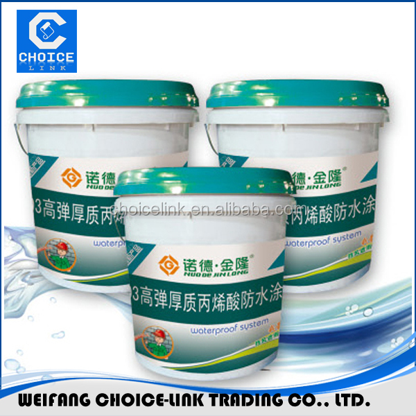 Single-component PU metal waterproofing paint