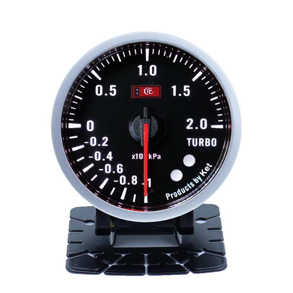 2.5 INCH 60MM Defi Advance RS Gauge Stepper Motor 7 colors Turbo Boost Gauge Car Auto Gauge Meter