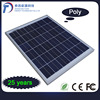 Home Roof System Polycrystalline 270W Solar Panel