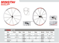 MT110 road bike wheels ,cheap road bike wheels,road wheels