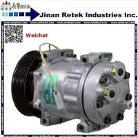 Auto ac compressor 7H15 For Renault Truck