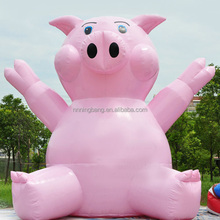 NB-CT1030 Ningbang moving 3D Inflatable Aminal / inflatable piggy