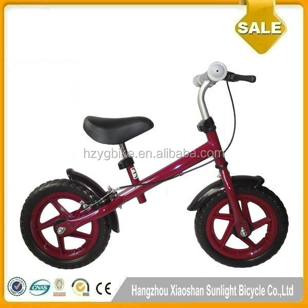 Hot Sales Good Price 12 Inch Balance Bikes For Kids