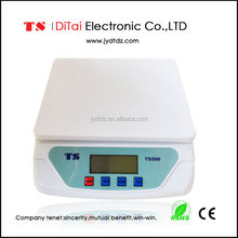 Factory direct sale new design 10 kg weighing scales