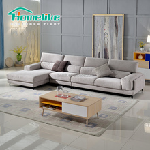 New Model L Shaped Sofa Furniture Living Room Luxury 7Seater Sofa Set