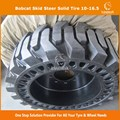 Bobcat Skid Steer Solid Tire 10-16.5