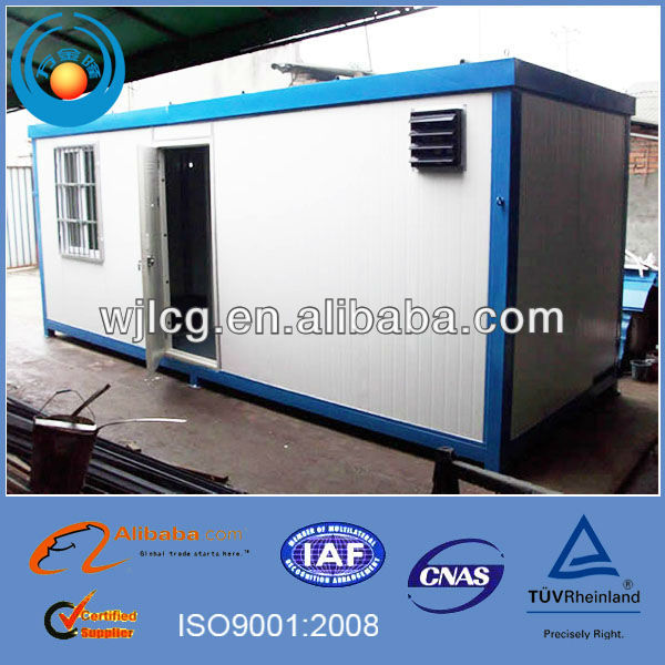luxury modular container house