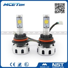 Newest DC 12V car led headlight high power 2600LM h13 9004 9007 led headlight