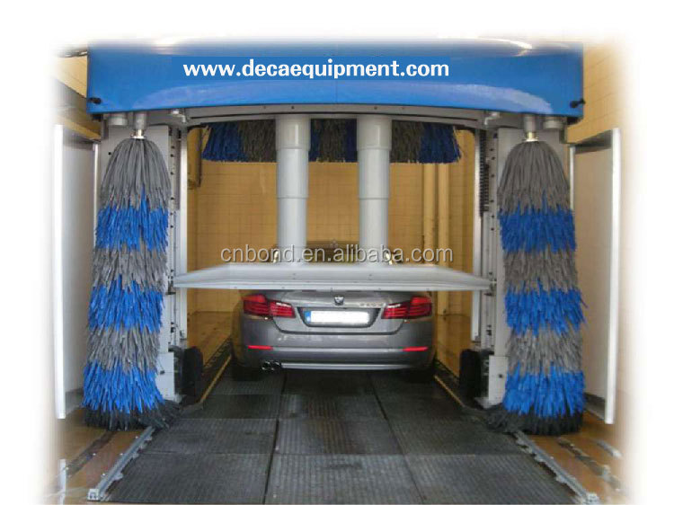 Automatic Car Wash For Sale With Best Quanlity DK-7F