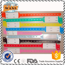 certificate approved hospital baby bracelet id band