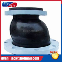 Natural rubber Eccentric reducing rubber joint union Oil resistant