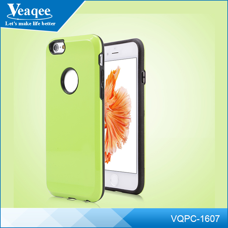 Veaqee phone case protector mobile phone dirty,2 in 1case for iphone,for iphone 6 pc case