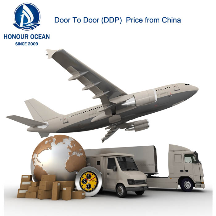Logistics companies international shipping air freight rates courier services from China to Europe