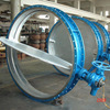 Large Size Butterfly Valve Worm Gear
