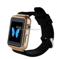 android gps smart watch k8 smart watch android 4.4 smart watch phone WIFI GPS 3G Sim Card healthy with 2M pixels Webcam