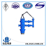API well drilling cementing tool/Single Plug casing Cement Head professional manufactory puyangzhongshi