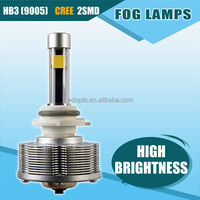 NEW Highpower all in one HB3 CREES LED Foglamps for car,motorcycles or trucks