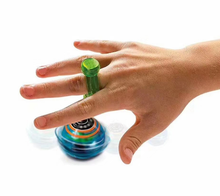 New Arrival Toy Kids Magic Ball Finger Fidget Magneto Spheres Magic Toy Expanding Ball