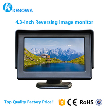 4.3 Inch HD All In one Car Lcd Dvd Monitor