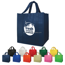 Cheap Custom Design Promotion Given Away Recycled Foldable Non Woven Bag