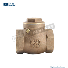 Welcome OEM ODM high quality threaded check valve