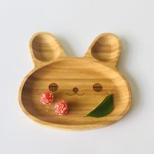 New Kids <strong>Plate</strong> Bamboo Kids Travel Tray Bamboo <strong>Plate</strong> Set <strong>Plates</strong> for Toddlers
