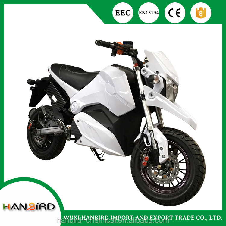 3000w 72v electric motorbike with powful motor