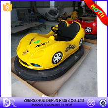 Amusement park electric bumper cars,bumper car game