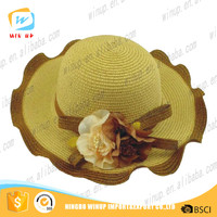 Spring Mexican Straw Hats Manufacturers Wholesale