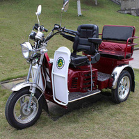 110CC Automatic clutch disabled motorized tricycles for sale