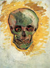 Reproduction Skull oil painting by Van Gogh for home decoration