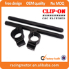 Motorcycle CNC Machined 54mm CNC Clip-On handle bar Handlebars For Buell X1/S1 Lightning S2/S2T Thunderbolt