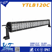 Y&T120w new products 2015 innovative price drop shipping super slim led light bar for cheap used cars for sale